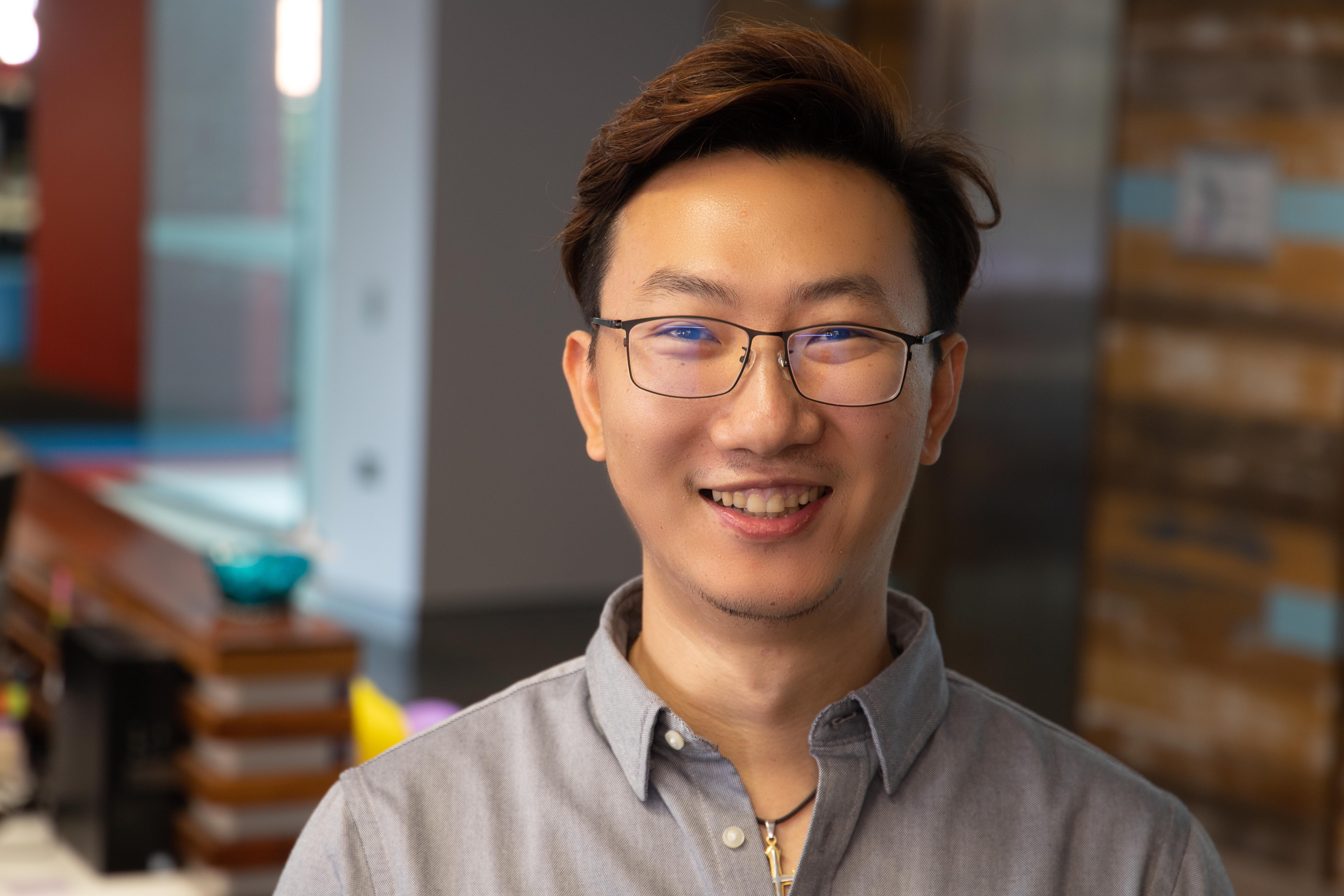 Simon Wei